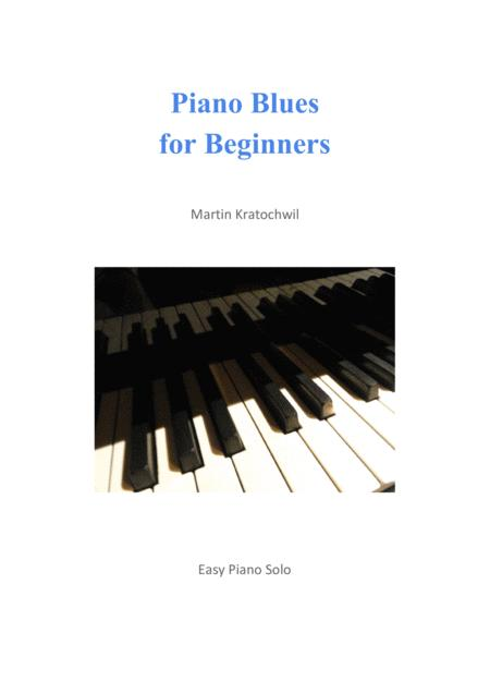 Piano Blues For Beginners