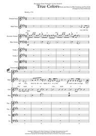 True Colors For Vocal Duet, Guitars and String Quartet. Key of E