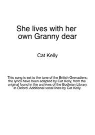 She Lives with her own Granny Dear