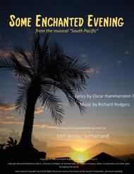 Some Enchanted Evening for woodwind quintet