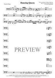 Dancing Queen (E-Bass, based on the original ABBA recording)