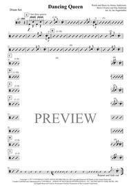 Dancing Queen (Drum Set, transcription of the original ABBA recording)