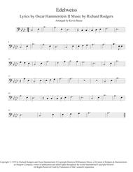 Edelweiss (Original key) - Cello