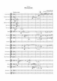 Shenandoah - Cornet Solo with Brass Band