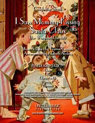 I Saw Mommy Kissing Santa Claus (for Woodwind Quintet)