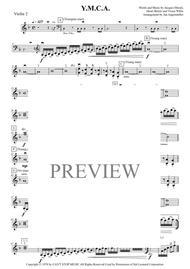Y.M.C.A. (Violin 2, Play-a-long the violin 2 part of the original recording of YMCA)