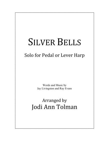 Silver Bells, Harp Solo