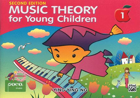 Music Theory For Young Children, Book 1 (AP.99-9671250402