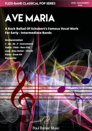 Ave Maria (Flexi-Band Score & Parts)