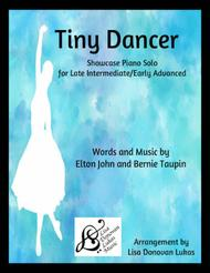 Tiny Dancer for Solo Piano