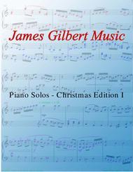 Piano Solos - Christmas Edition I