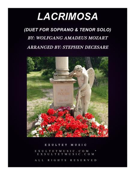 Lacrimosa (Duet for Soprano and Tenor Solo)