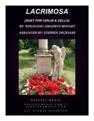 Lacrimosa (Duet for Violin and Cello)
