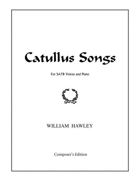 Catullus Songs