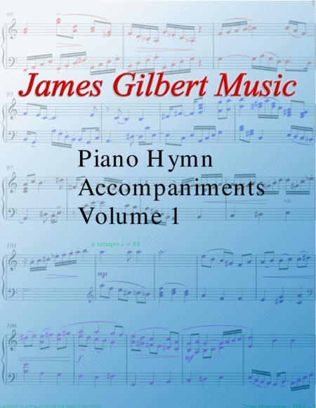 Piano Hymn Accompaniments, Volume 1