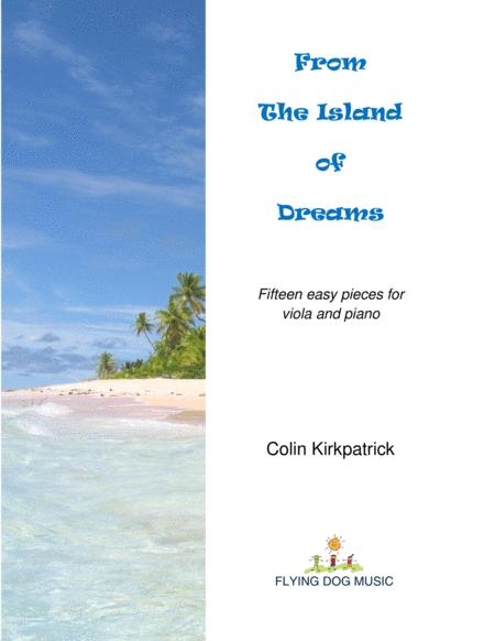 From the Island of Dreams for viola and piano