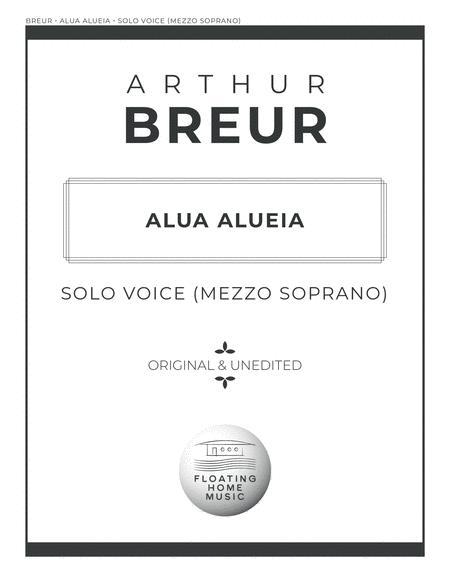 Alua Alueia - Mezzo Soprano Solo