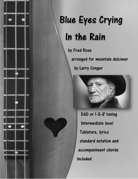 Download Blue Eyes Crying In The Rain Sheet Music By Elvis Presley ...