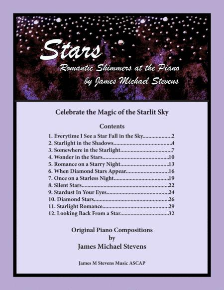 STARS - Romantic Shimmers at the Piano