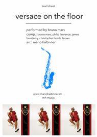 Versace On The Floor - Bruno Mars - Alto Sax