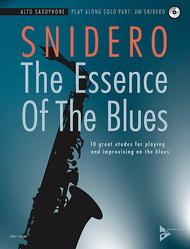The Essence of the Blues -- Alto Saxophone