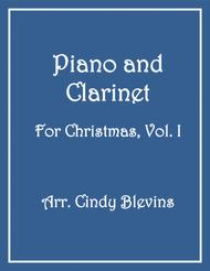 Piano and Clarinet For Christmas, Vol. I, 14 arrangements