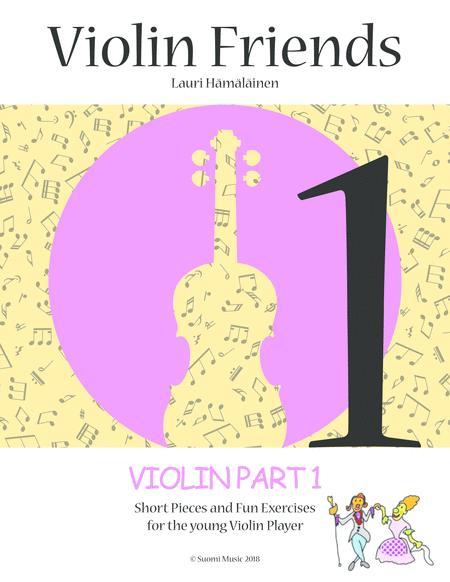 Violin Friends 1 (2018)