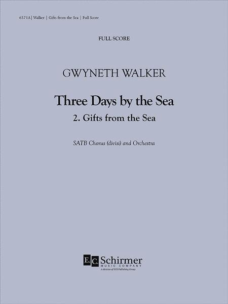Three Days by the Sea: 2. Gifts from the Sea (Additional Full Score)