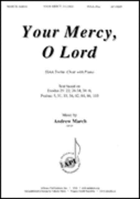 Your Mercy, O Lord