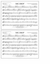 Mic Drop - Alto Sax 1