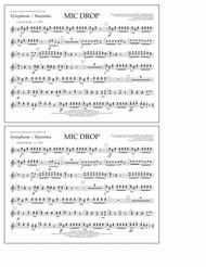 Mic Drop - Xylophone/Marimba