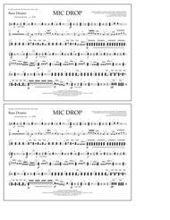 Mic Drop - Bass Drums