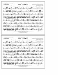Mic Drop - Quint-Toms