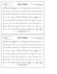 Mic Drop - Cymbals