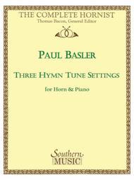 Three Hymn Tune Settings