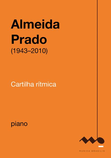 Cartilha Ritmica para Piano (Rhythmic Primer for Piano)