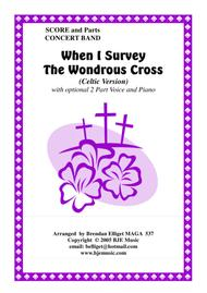 When I Survey The Wondrous Cross (Celtic Version) - Concert Band