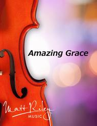 Amazing Grace - Violin and Piano Duet