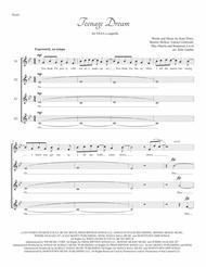 Teenage Dream (Katy Perry) for SSAA a cappella quartet