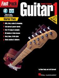 FastTrack Guitar Method - Starter Pack