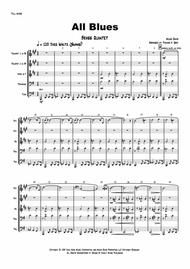 All Blues - Kind of Blue - Miles Davis - Brass Quintet