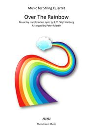 Over The Rainbow - String Quartet/Orchestra