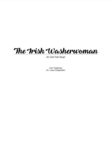 The Irish Washerwoman for Eclectic String Ensemble