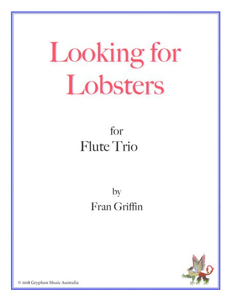 Looking for Lobsters (for flute trio)