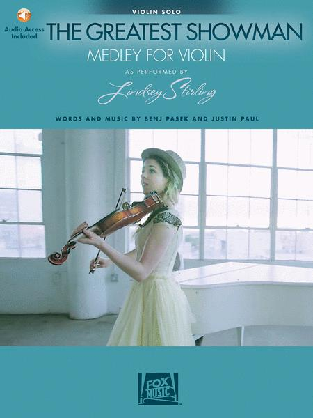 The Greatest Showman: Medley for Violin
