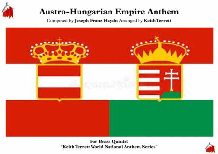 Austro-Hungarian National Anthem for Brass Quintet