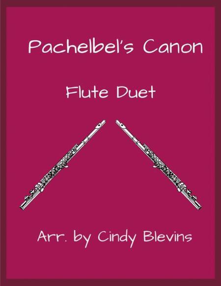 Pachelbel's Canon, for Flute Duet