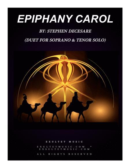 Epiphany Carol (Duet for Soprano and Tenor Solo)