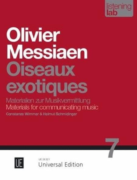 Olivier Messiaen: Oiseaux exotiques