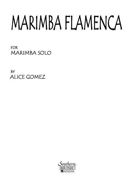 Marimba Flamenca